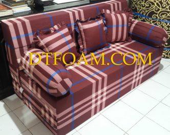 sofa kasur inoac apartemen asrama kontrakan